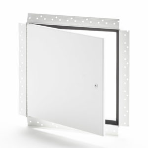 Flush Access Door with Drywall Bead Flange, screwdriver operated cam latch, piano hinge, gasket