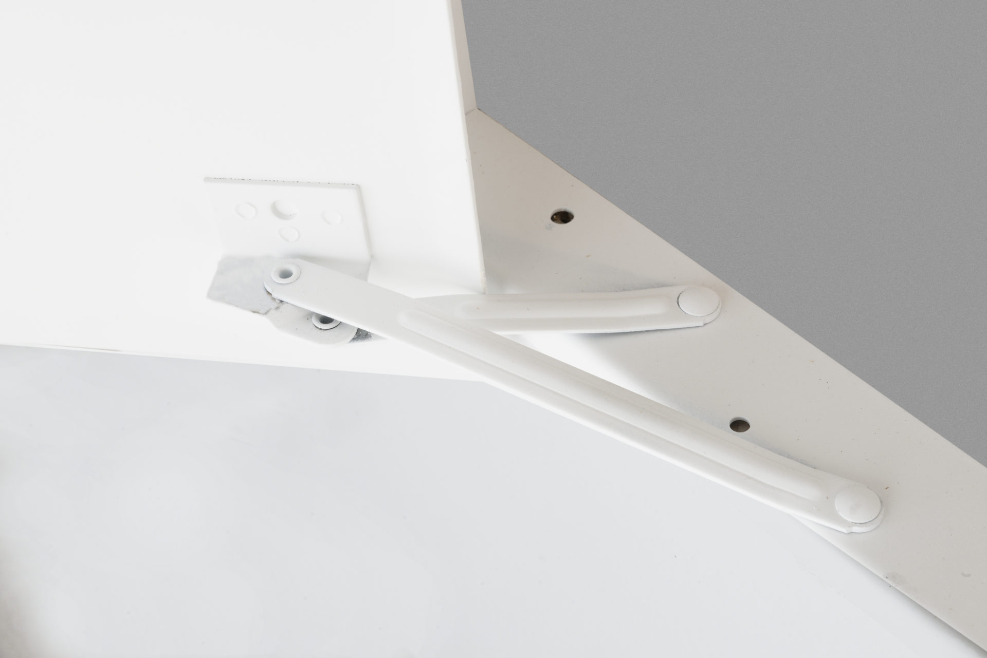 Flush Universal Access Door with Hidden Flange, screwdriver operated cam latch, pantograph hinge