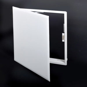 CONTOUR - Flush Universal Access Door with Magnetic Closing, concealed magnets, pantograph hinge