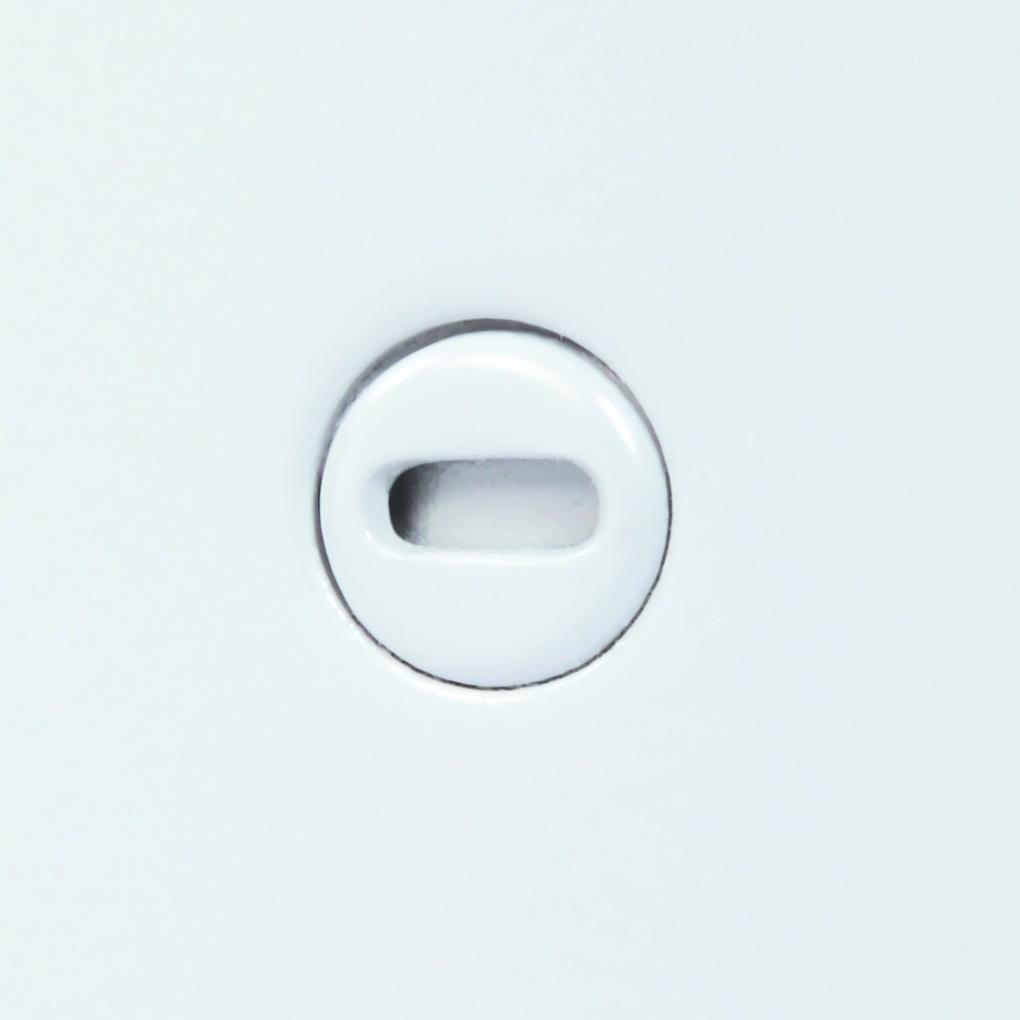 Panneau d'accès à usage universel, amovible avec cadre dissimulé, loquet à tournevis